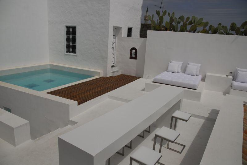 Maison d 39 hotes de charme nabeul centre tunisie for Des maison et des hotes