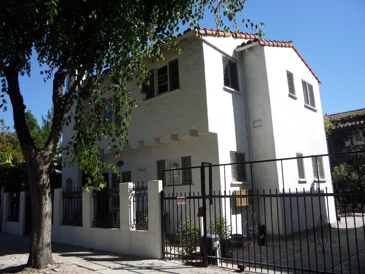 La Derni 232 Re Maison De Jim Morrison Aux Us Appartement West Hollywood