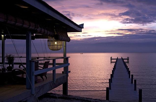 Hotel Bord De Mer Cambodge