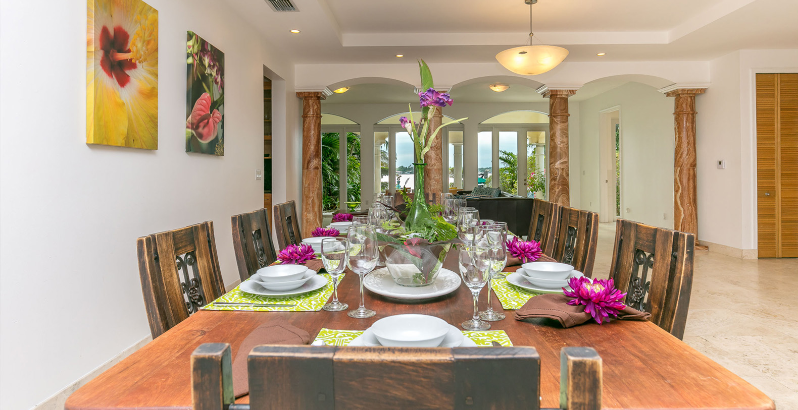 Location villa de luxe miami shores floride for Villa de luxe canada