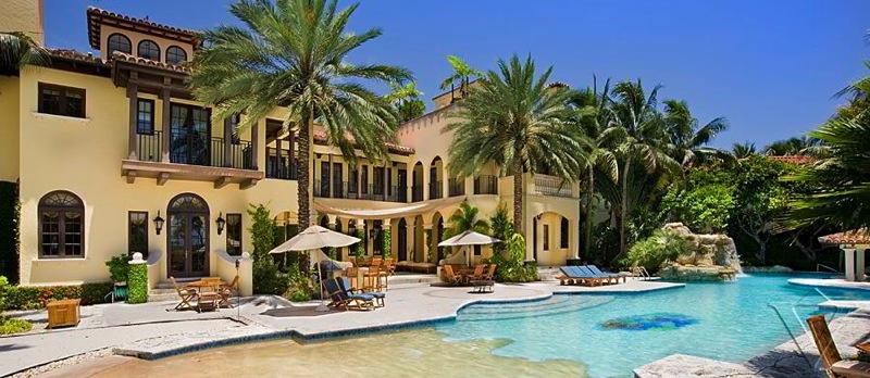 Maison a louer a miami ventana blog - Villa de luxe vacances miami j design ...