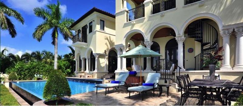 Location Villa Luxe Miami