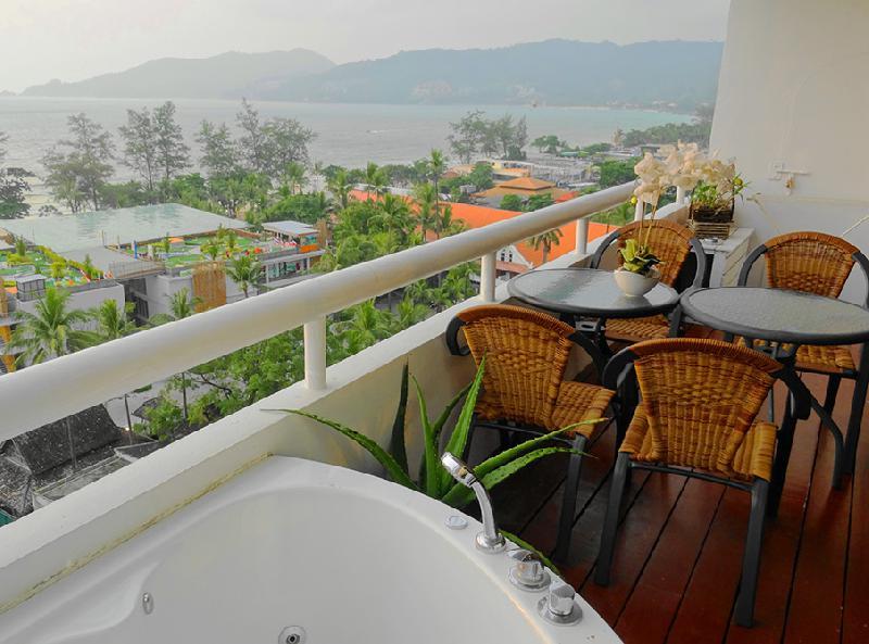 Thailande Location Vacances Appartement Phuket Patong Beach