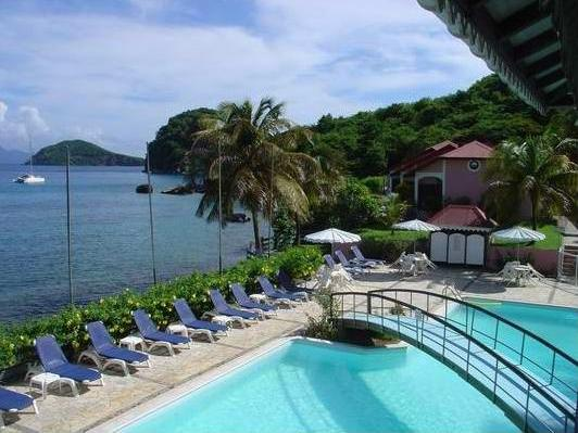 Bois Joli Les Saintes > H u00f4tel Terre de Haut Les Saintes en Guadeloupe