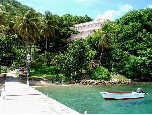 Hôtel bois joli Terre de Haut Les Saintes en Guadeloupe ~ Hotel Du Bois Joli Les Saintes