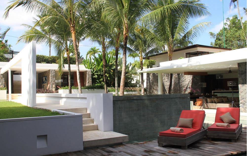 Indonesie bali location vacances villa canngu - Villa de vacances luxe location think ...