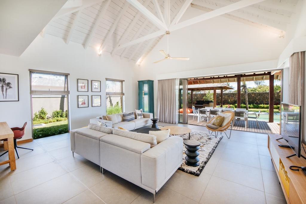 Exceptional ... Location Villa Ile Maurice à Grand Baie / Pereybere Avec Piscine Privée