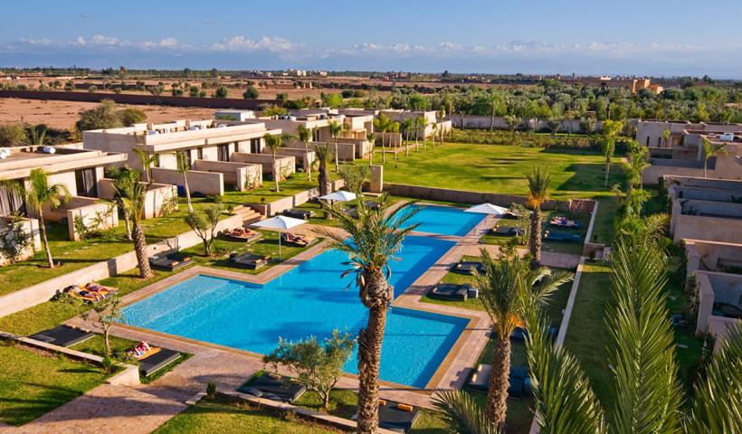 Reception Privee A Marrakech Dans Un Hotel De Luxe Avec Piscine