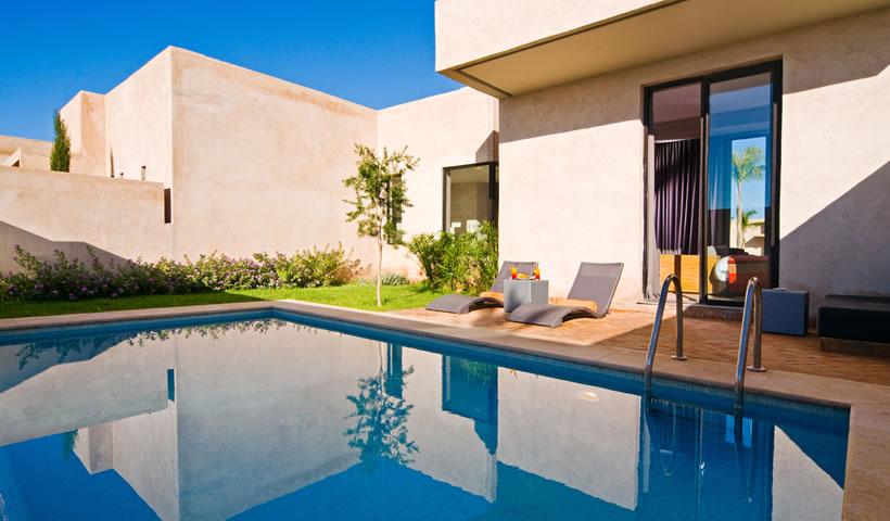 Réception privée à Marrakech dans un hôtel de luxe avec piscine[....]