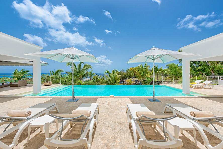 Location villa de luxe pour mariage et r ception st martin for Model de villa de luxe