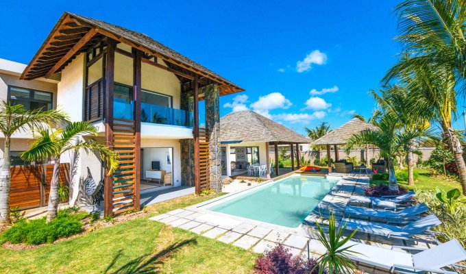 location villa ile maurice grand baie pereybere avec piscine prive