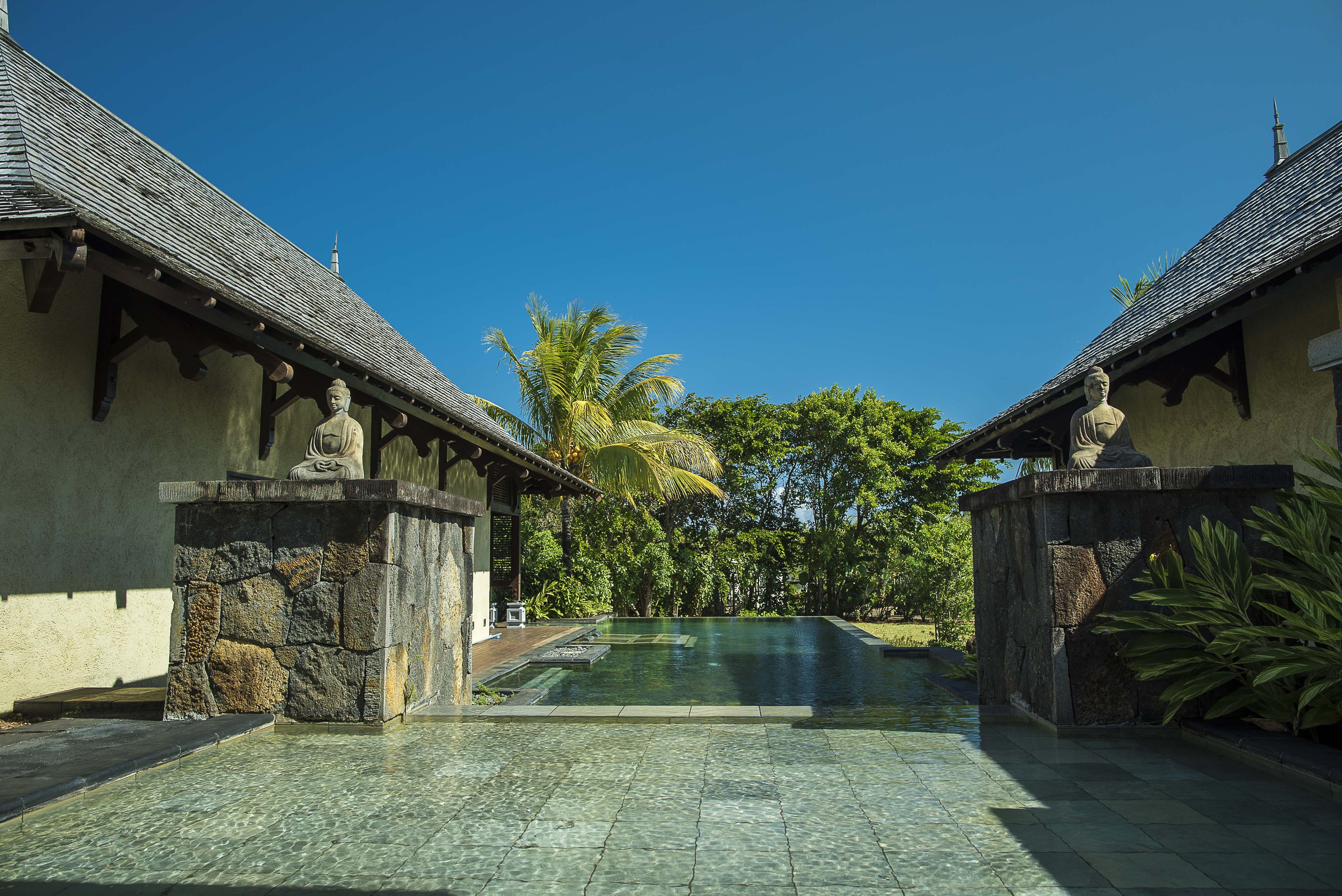 Location villa luxe ile maurice entre golf et lagon sur la cote sud for Location luxe