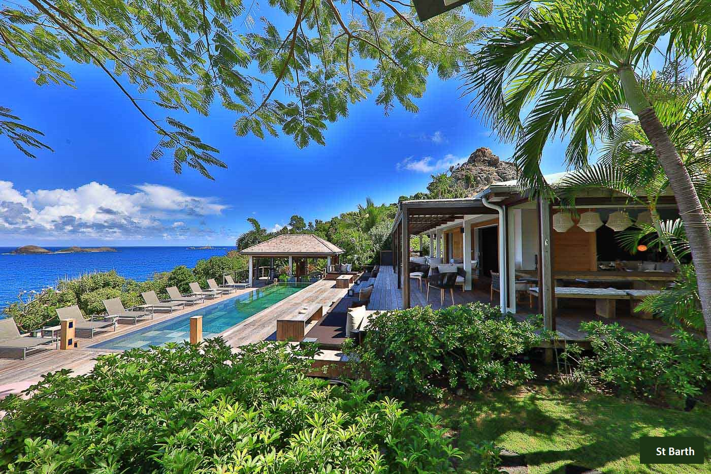 Location Vacances Saint Barth