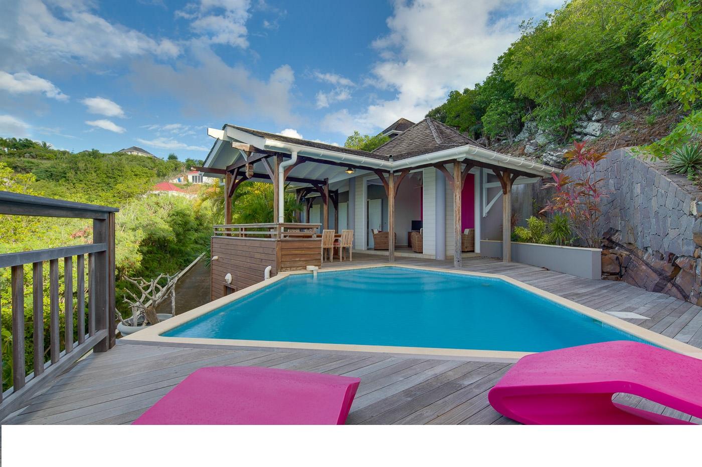 Location vacances st barth villa de luxe st barth l my avec for Location luxe vacances