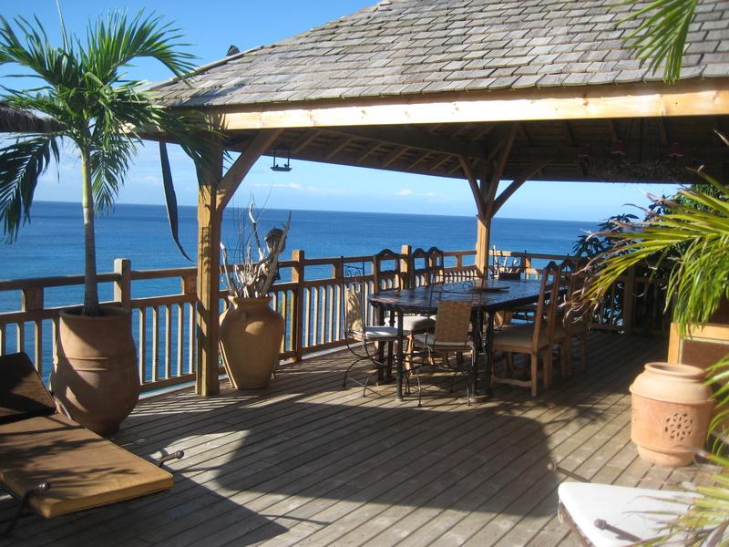 Location De Villa De Prestige Avec Piscine Anses DArlet Martinique