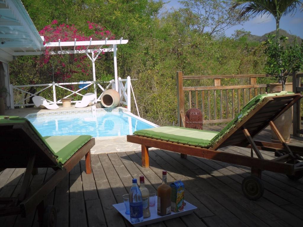 Location de villa de prestige avec piscine anses d 39 arlet - Location villa piscine martinique ...