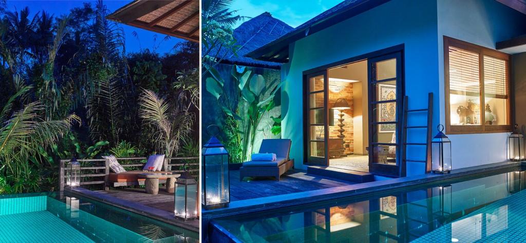 Indonesie Bali Location Vacances Residence Spa Villa Piscine Ubud