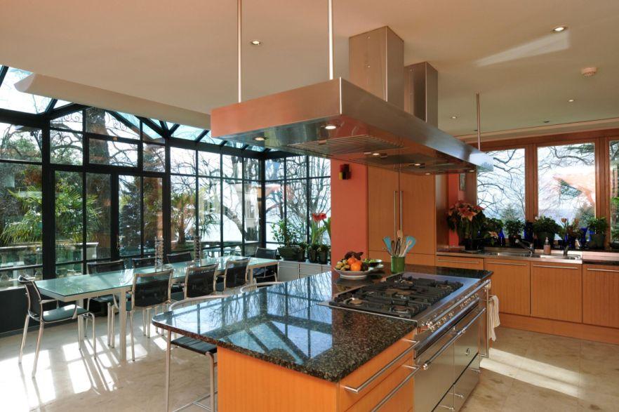location villa de luxe sur le lac de geneve en suisse