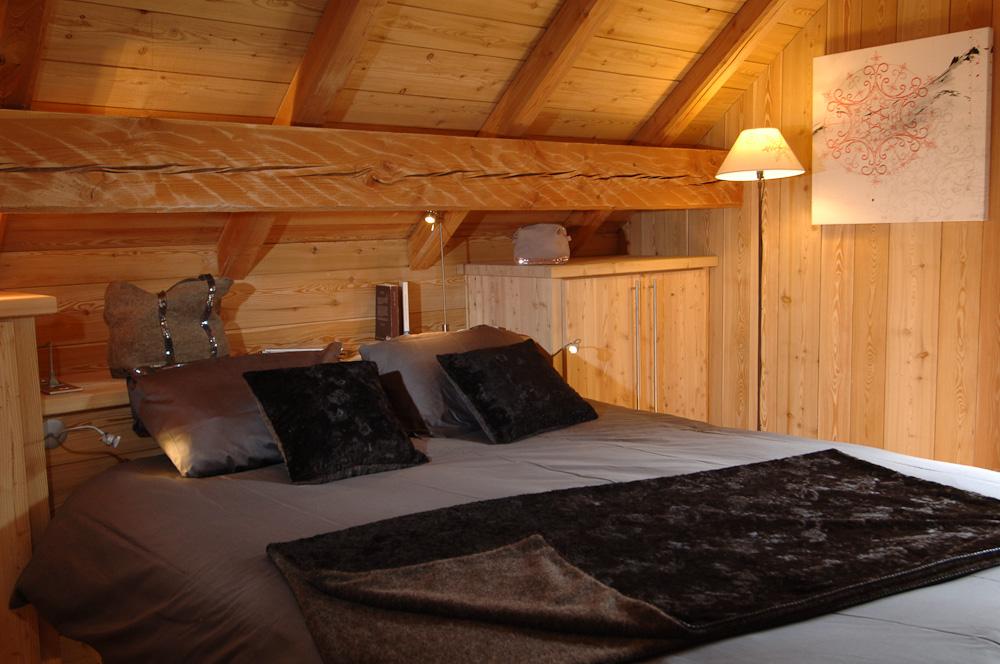 location chalet de luxe serre chevalier hautes alpes avec hammam et
