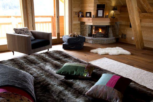 provence alpes hautes alpes serre chevalier chalet location chalet de luxe spa serre. Black Bedroom Furniture Sets. Home Design Ideas