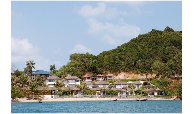 Villa de luxe 4 personnes en bord de plage location de vacances - Villa de vacances luxe location think ...