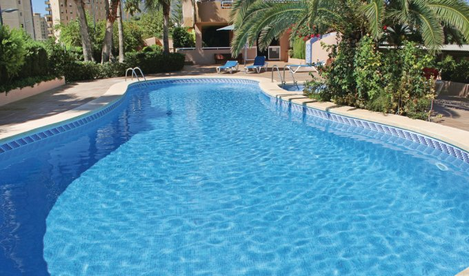 CALPE Location Appartement  piscine commune   ( Costa Blanca)