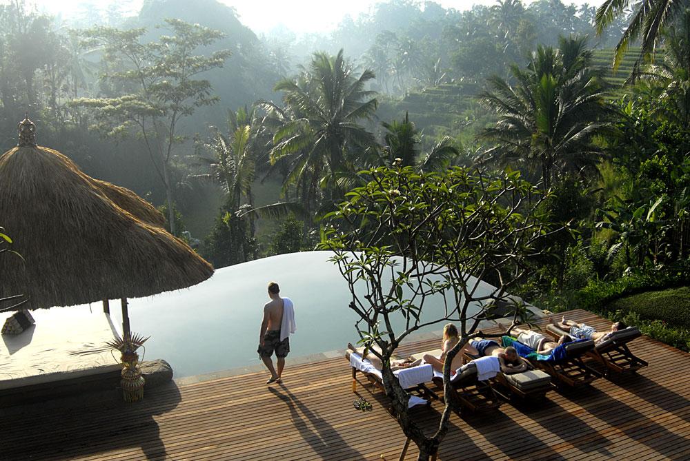 Location Villa A Ubud