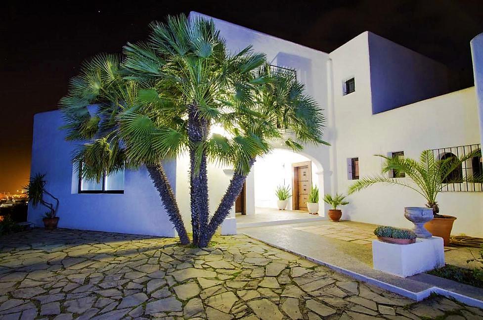 Location villa de luxe ibiza piscine priv e iles bal ares - Location de piscine privee ...