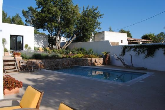 location villa ibiza piscine priv e cala salada iles bal ares espagne. Black Bedroom Furniture Sets. Home Design Ideas
