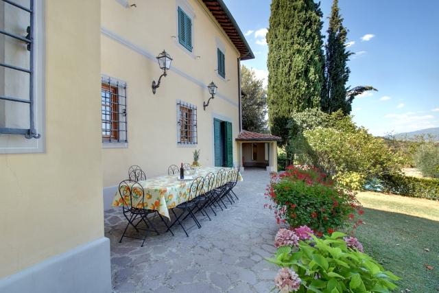 Location villa de luxe avec piscine priv e en toscane italie for Location toscane piscine