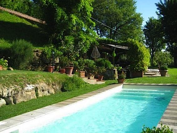 ... Location Villa De Luxe Avec Piscine Privée Sur Les Collines Près De  Florence En Toscane