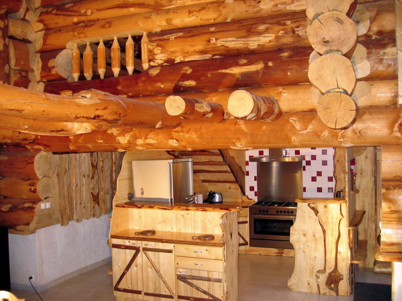 location vacances vosges chalet en rondin la bresse pour 14. Black Bedroom Furniture Sets. Home Design Ideas