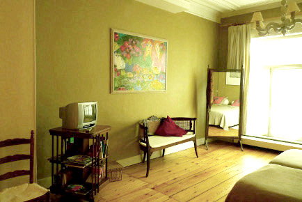 Studio bed and breakfast au centre de Bruxelles