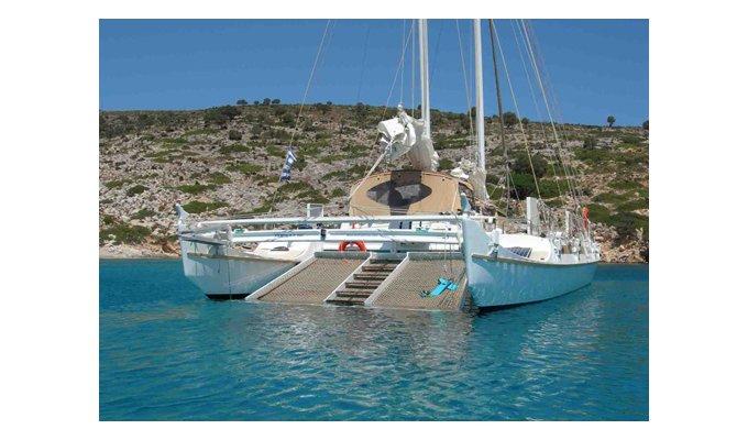 croisiere yacht iles grecques