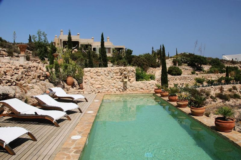 Location Villa Andalousie Piscine Prive Agua Amarga Almeria Espagne