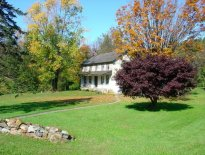 Fieldstone Farmhouse