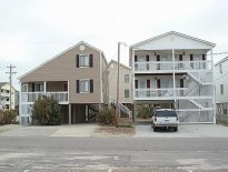 Cherry Grove Ocean View Duplex
