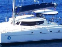 Daniel Fountaine Pajot Catamaran