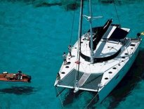 catamaran Eleuthera 60 leeward islands