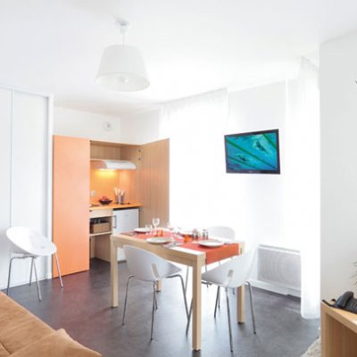 Appart hotel tours offrant des appartements avec services for Appart hotel irlande