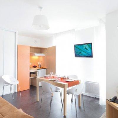 Appart hotel tours offrant des appartements avec services for Appart hotel washington
